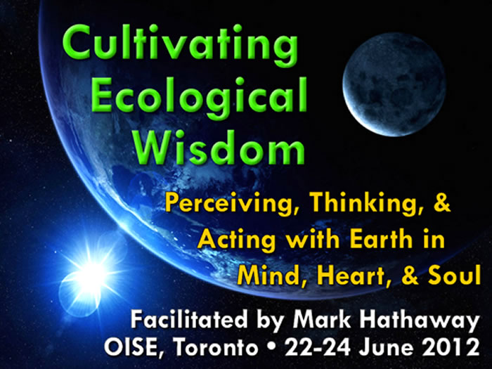Cultivating Ecological Wisdom